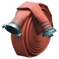 Рукава пожарные напорные латексированные