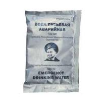 Вода аварийная консервированная Marine Pro, Россия